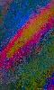 Petite image abstraite - les couleurs d'une galaxie