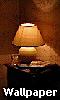 Avatar d'une lampe de chevet - fond d'écran