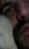 Avatar d'un visage barbu