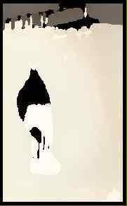 dessin d'un carnet de bal en larmes