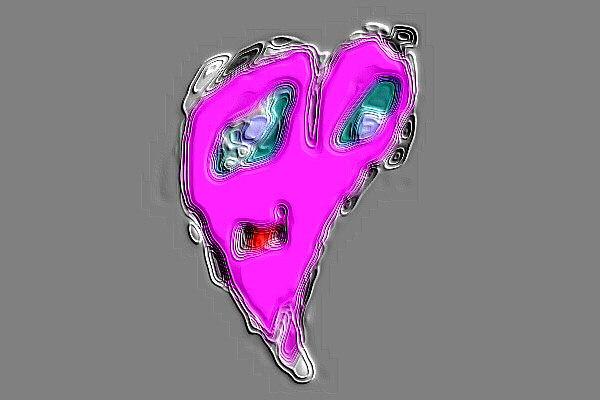 dessin sur l'amour fou