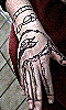 Avatar d'une main tatouée